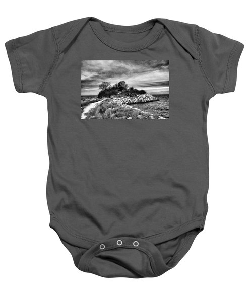 The Knob Bw January 2016 Baby Onesie