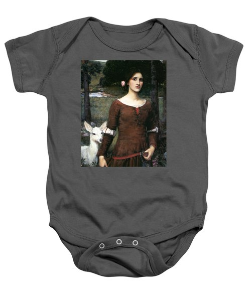 The Lady Clare Baby Onesie