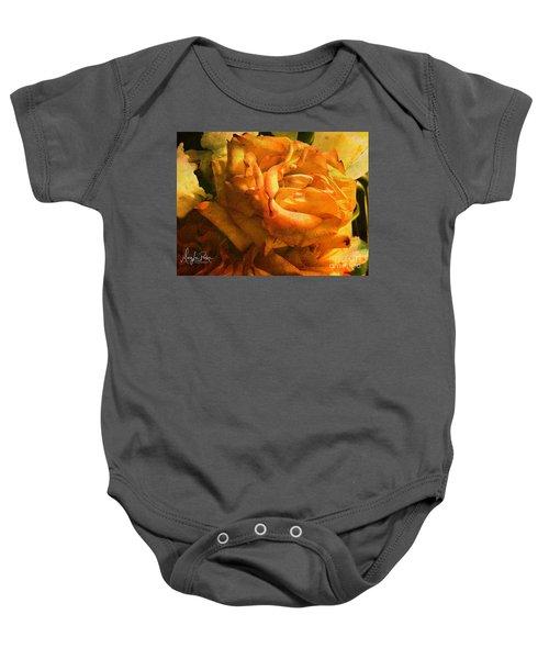 The Last Rose Baby Onesie