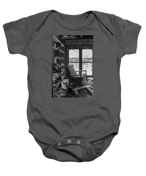 The Library Baby Onesie