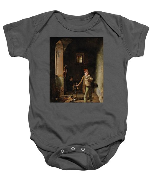 The Little Savoyards Baby Onesie by Jean Claude