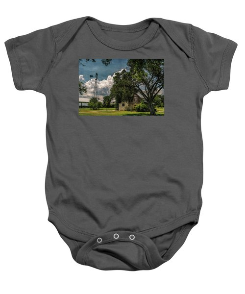 The Little Winery In Stonewall Baby Onesie