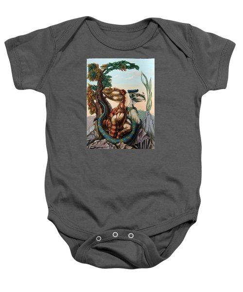 The Lost World  By Sir Arthur Conan Doyle Baby Onesie