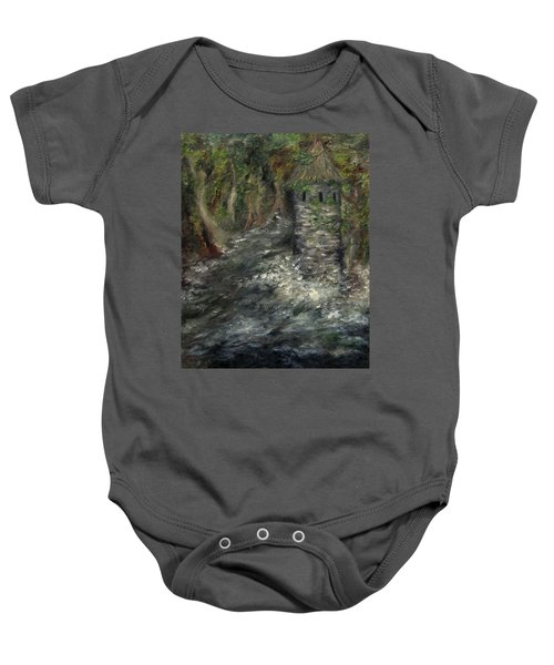 The Mage's Tower Baby Onesie