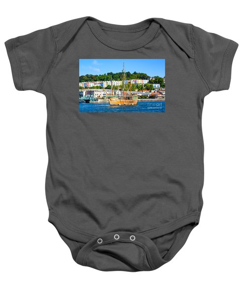 The Matthew In Bristol Harbour Baby Onesie