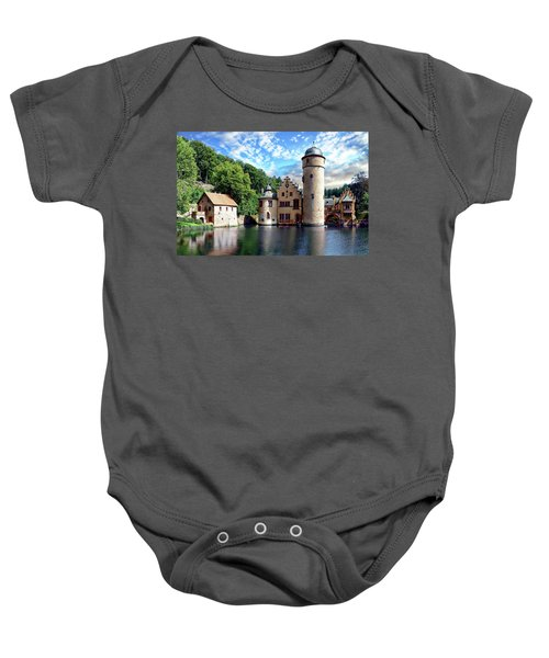 The Mespelbrunn Castle Baby Onesie