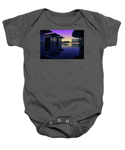 The Modern, Fort Worth, Tx Baby Onesie