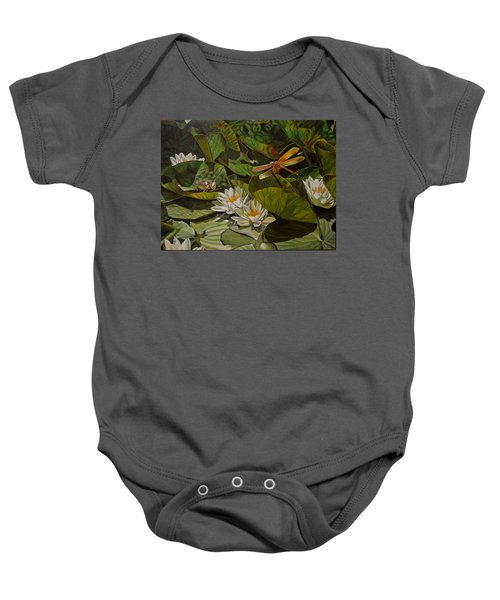 The Morning Symphony Baby Onesie
