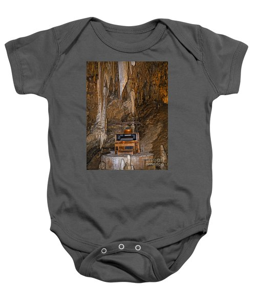 The Music Of The Ages Baby Onesie