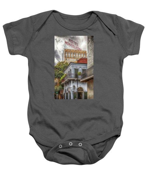 The Old Absinthe House Baby Onesie