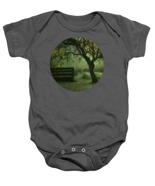The Old Apple Tree Baby Onesie
