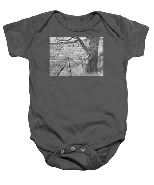 The Old Maple Baby Onesie
