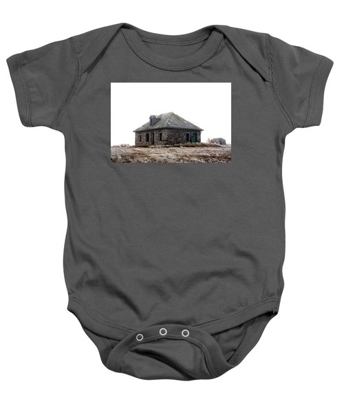 The Old Stone House Baby Onesie