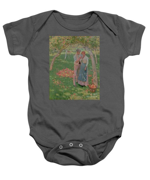 The Orchard Baby Onesie