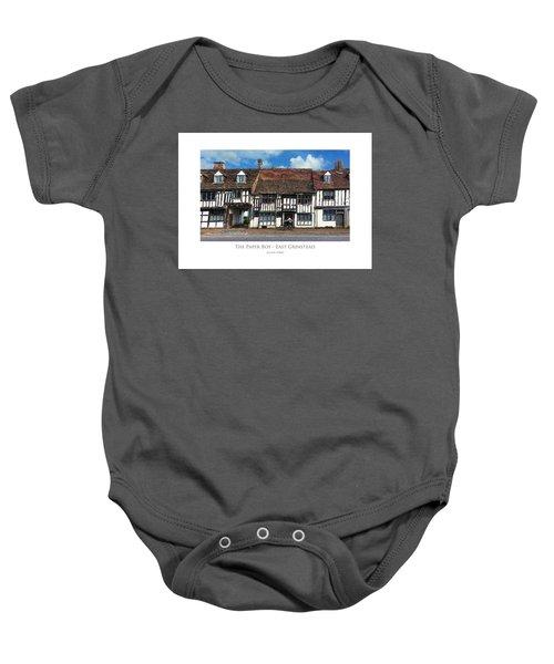 The Paper Boy - East Grinstead Baby Onesie