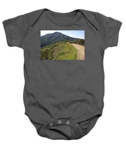 The Path To Tamalpais Baby Onesie