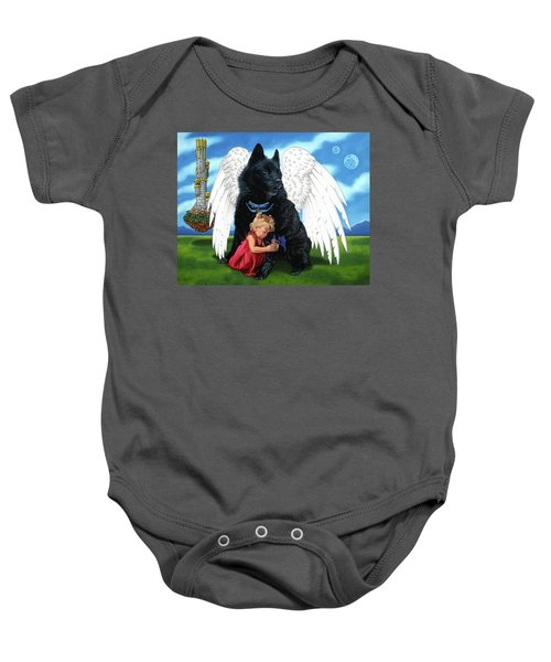 The Playmate Baby Onesie