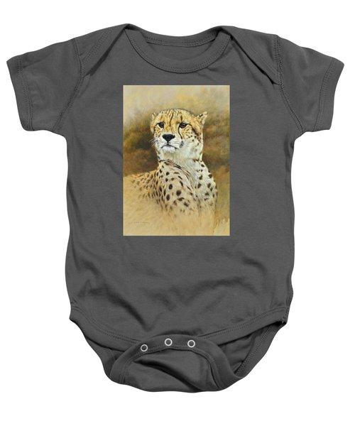 The Prince - Cheetah Baby Onesie