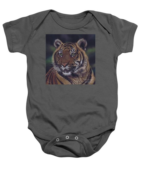 The Prince Of The Jungle Baby Onesie