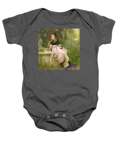 The Princess And The Frog Baby Onesie