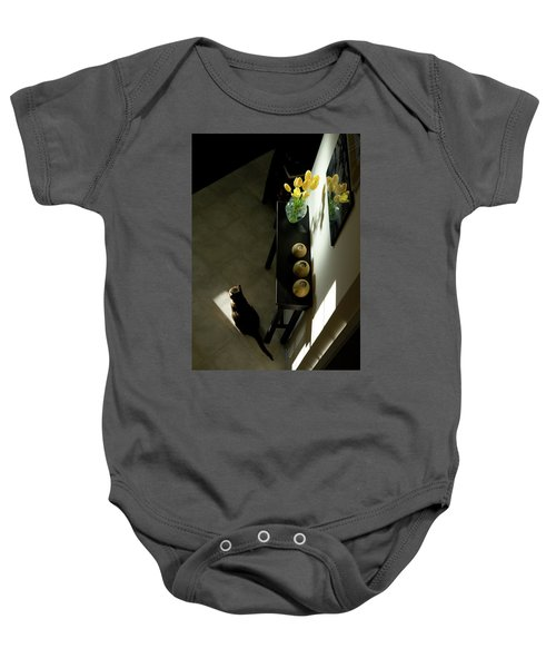 The Reception Hall Baby Onesie
