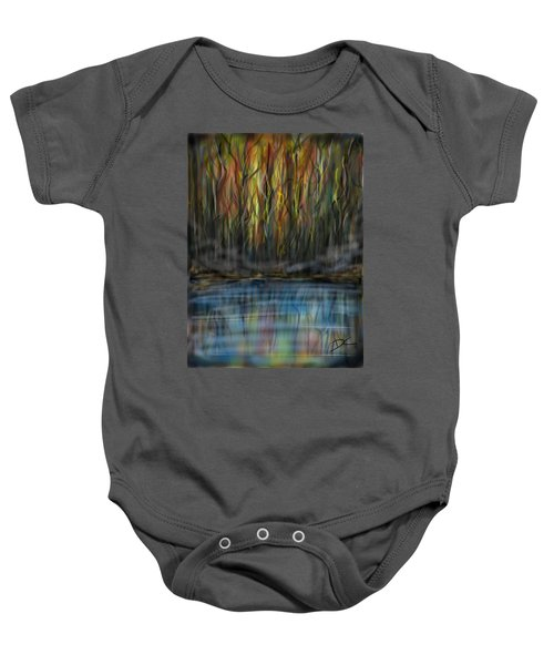 The River Side Baby Onesie