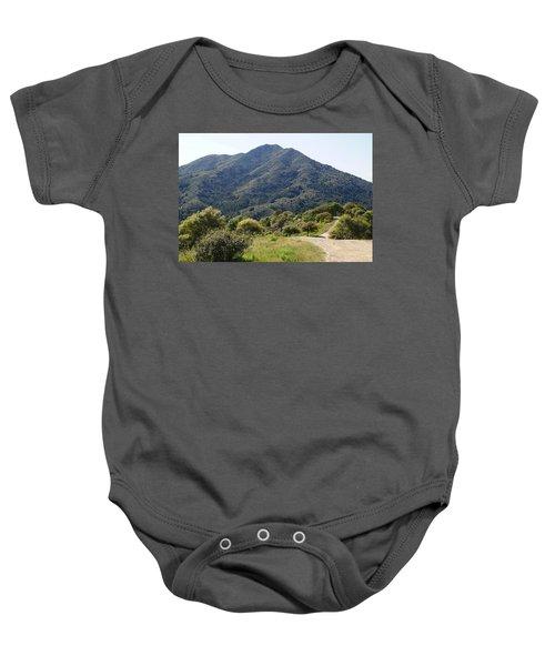 The Road To Tamalpais Baby Onesie