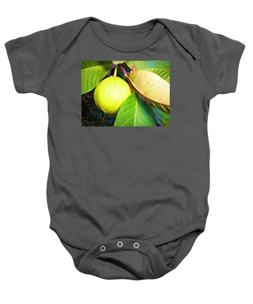 The Rose Apple Baby Onesie by Winsome Gunning