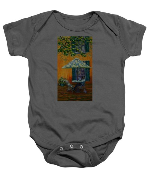 The Routine Baby Onesie
