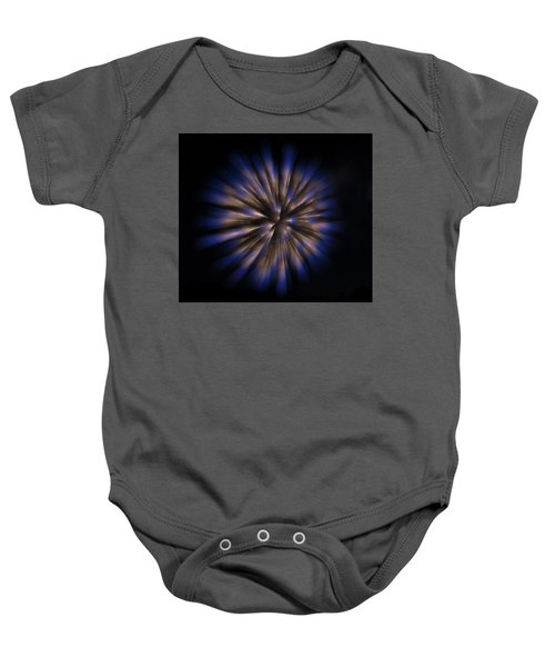 The Seed Of A New Idea Baby Onesie by Alex Lapidus