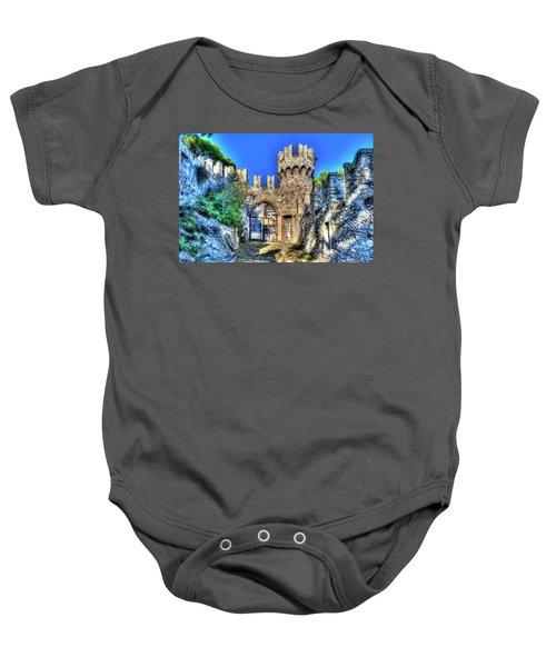 The Senator Castle - Il Castello Del Senatore Baby Onesie