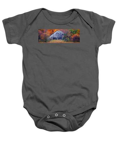 The Shed Baby Onesie