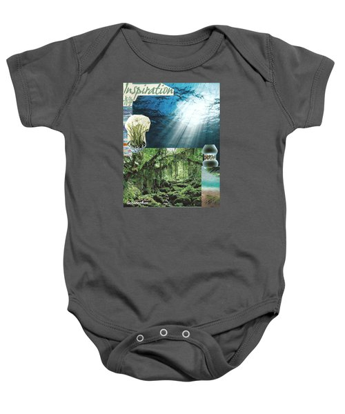 The Sight Of Inspiration Baby Onesie