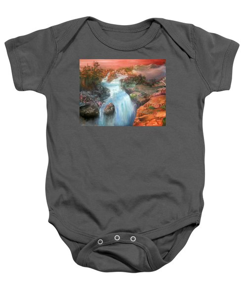 The Source Baby Onesie