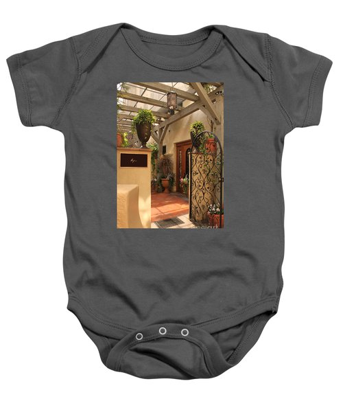 The Spa Baby Onesie