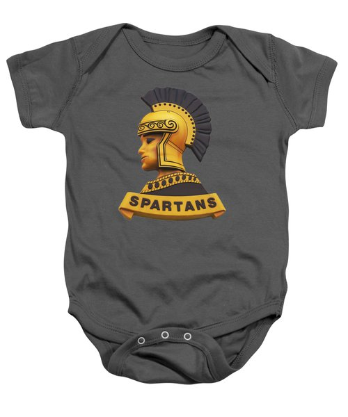 The Spartans Baby Onesie