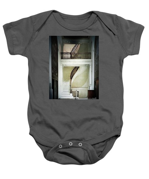 The Staircase Baby Onesie