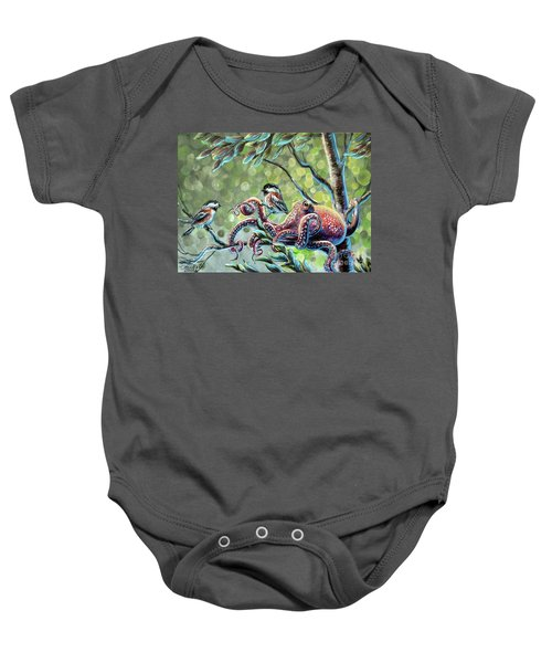The Stray Baby Onesie