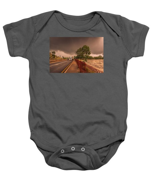 The Stuart And The Todd Baby Onesie