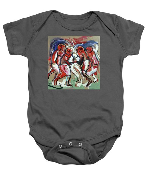 The Tackle Baby Onesie