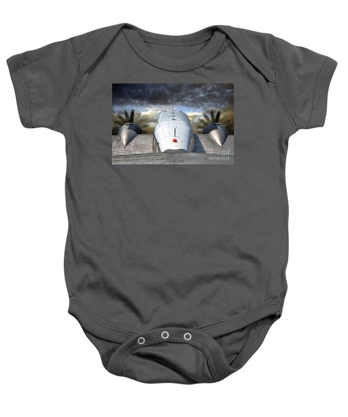 The Takeoff Baby Onesie