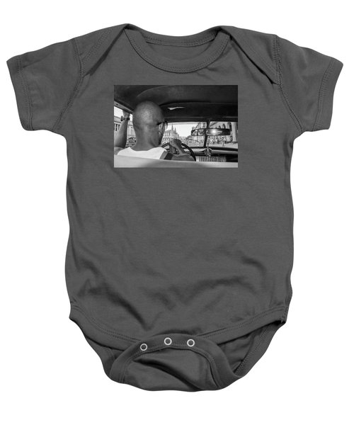 From The Taxi Baby Onesie