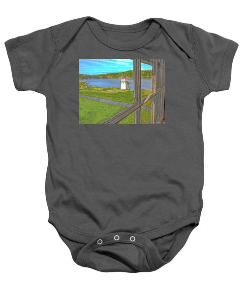 The Thin Line Between Real And Imagined Baby Onesie