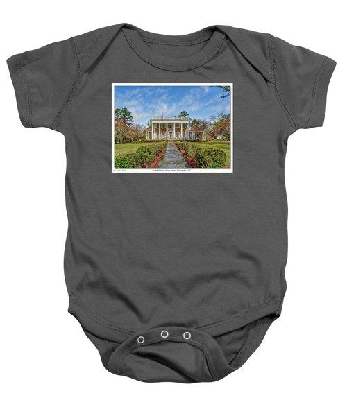 The Tisdale Manor Baby Onesie