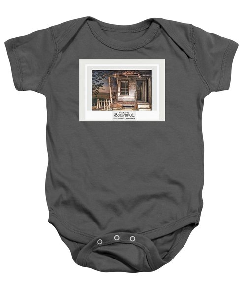 the Trip To Bountiful Baby Onesie