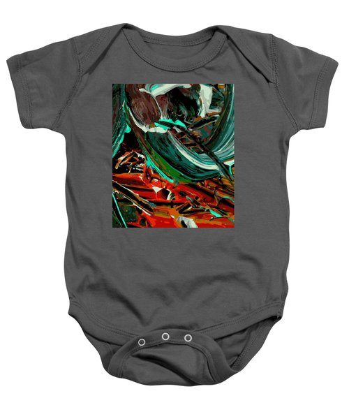 The Underworld Baby Onesie