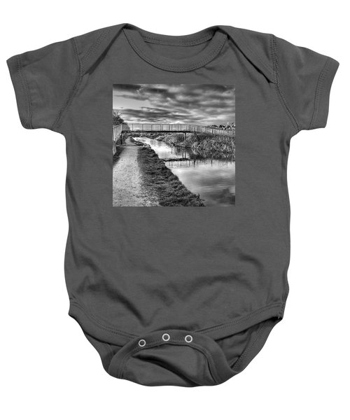 The Unfortunately Named Cat Gallows Baby Onesie