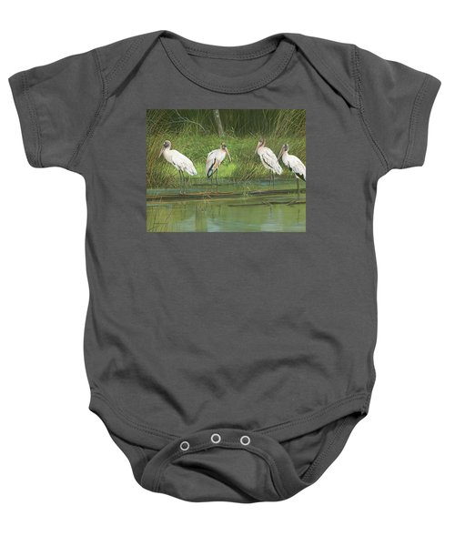 The Usual Suspects  Baby Onesie