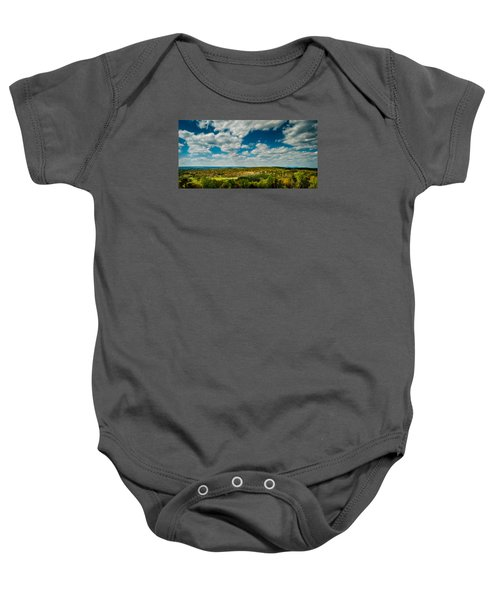 The Valley Baby Onesie