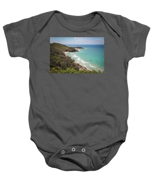 The View From The Cape Baby Onesie